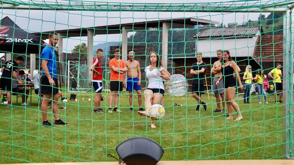 SPortradarmessgerät bei Funsports-Österreich